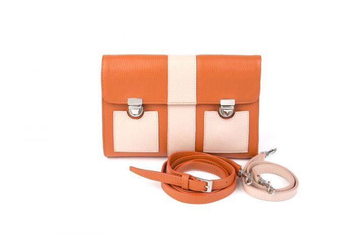 Tinker orange-puder