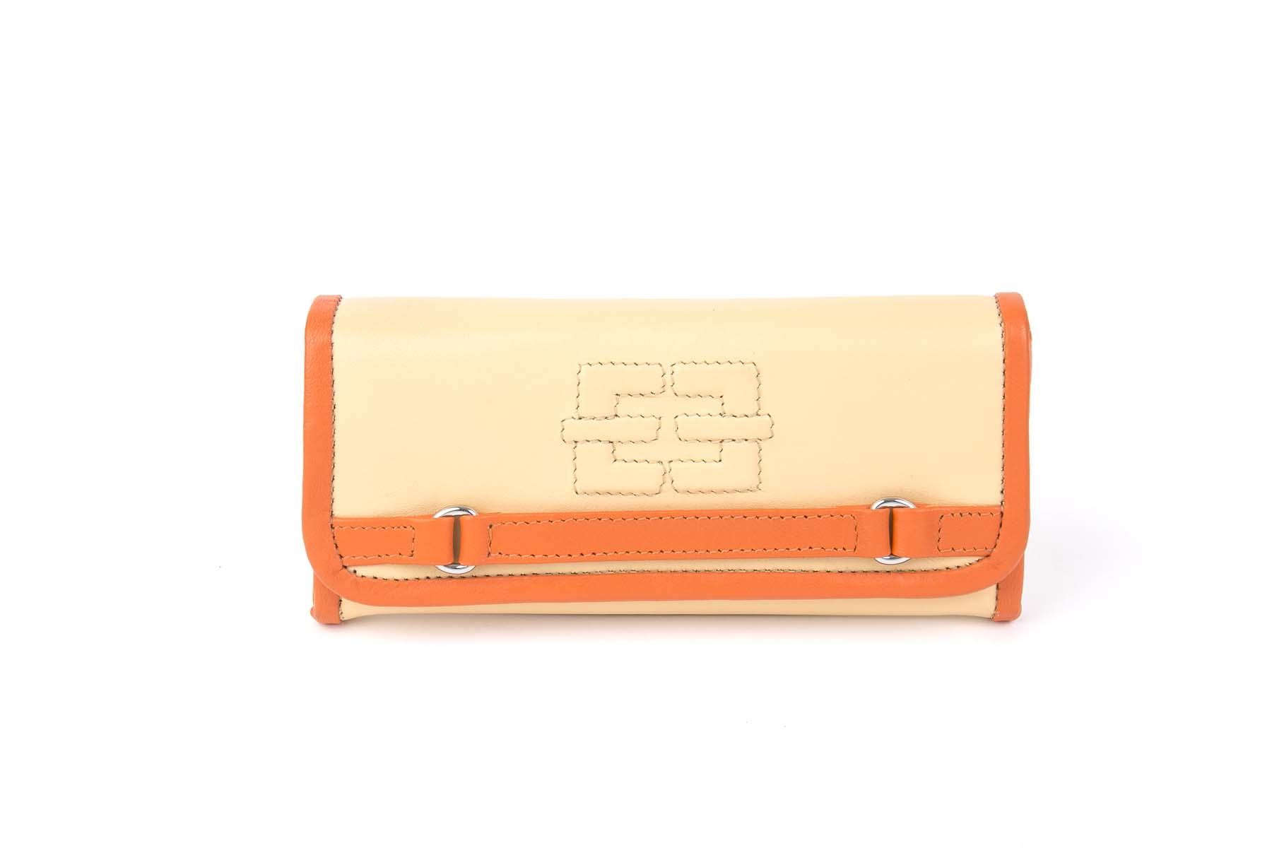 Portemonnaie Peaches & Orange pfirsich-orange
